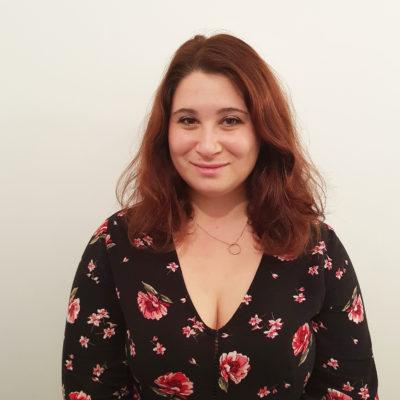 Meryl BLANC assistante sociale